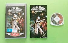 Star Wars: Battlefront II Platinum for PSP - See My Ebay Store For More Games