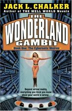 The Cybernetic Walrus (The Wonderland Gambit, Book