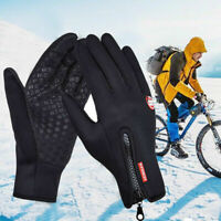 Mens Womens Winter Waterproof Insulated Gloves Outdoor Warm Thermal Sport Mitten