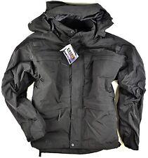 5.11 TACTICAL 3-In-1 Jacket Parka Police EMT Responder 48001 Black X-LARGE