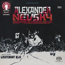 Eugene Ormandy conducts Alexander Nevsky [SACD Hybrid Multi-channel]