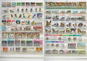 Mocambique Mozambique Sammlung postfrisch 1978-1998 plus Doubletten Mi > 2.000€