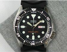 Seiko SKX007 J1 Black 7S26 Automatic Watch Diver UK Stock Prospex Monster Scuba
