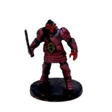 Hobgoblin Fighter - Tyranny of Dragons #12  - D&D Miniature Mini