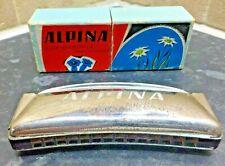 Alpina Koch Harmonica 1952-1955 Boxed