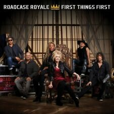 Roadcase Royale - First Things First [New CD]