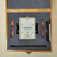 Used Agilent N4430A - 4-port RF Ecal Module, 30 kHz to 6 GHz