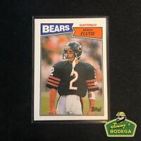 Doug Flutie 1987 Topps #45 Chicago Bears