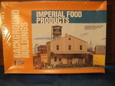 Walthers 933-3184, Imperial Foods HO Background Building RARE - Out of Stock