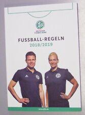 DFB  Fußball Regelheft  Saison  2016/2017,  1 Exemplar