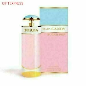 Prada Candy SUGAR POP Perfume 2.7 oz EDP Spray for Women. Brand New In Box