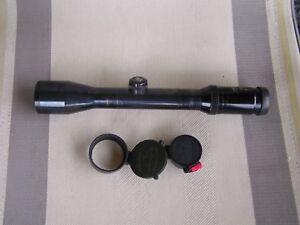 Swarovski 1.5-6x42mm Habicht Rifle Scope ~Austria~ Used  Steel Tube