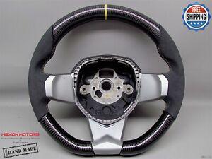 Lamborghini Aventador LP700 LP720 LP750 SVJ 5Yellow Alc Carbon Steering Wheel V1