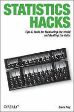 NEW Statistics Hacks: Tips & Tools for Measuring the World and Beating the Odds