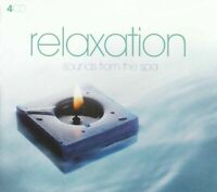 Various Artists-Relaxation CD Box set  New
