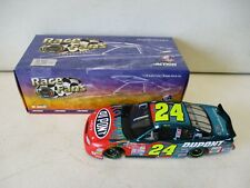 2001 Action Race Fans Jeff Gordon Dupont Color Chrome 1/24