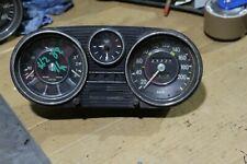 ORIGINAL Mercedes Strich 8 W115 W114 Kombiinstrument 220 km/h Tacho A1145421001