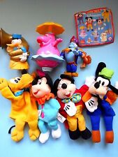 MC DONALD'S HAPPY MEAL - 2001 Disneyland Paris COMPLETA