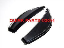 2002-2006 Nissan Altima Rear Right & Left Door Drip Mouldings Set OE NEW Genuine