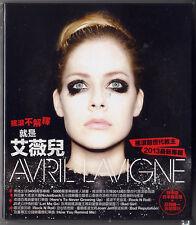 Avril Lavigne: Avril Lavigne (2013) + 3 JAPAN BONUS TRACKS CD TAIWAN
