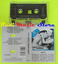 MC LOVE MUSIC CLUB Vol.5 NEIL DIAMOND LINDA WESLEY PAUL YOUNG cd lp dvd vhs
