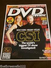 DVD REVIEW #89 - WORLD'S BIGGEST TV SHOW CSI