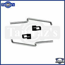 70-81 F-Body Outside Door Handle Rod to Latch Lock Opening Mechanism L=R Pair
