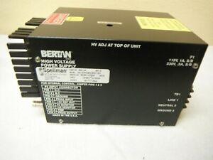 Bertan 603C High Voltage Module