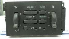 REAR STEREO CONTROL PANEL FORD EXPLORER 1996 1997 F67F-18C858-AA OEM