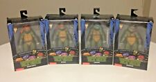 Teenage Mutant Ninja Turtles Movie Wave 1 Set Leonardo Mikey Don Ralph NECA TMNT