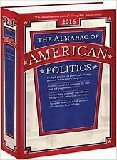 The Almanac of American Politics - 2016 by James A. Barnes and Richard E....