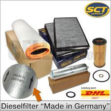 BMW 5er E60 E61 525d 530d | Inspektionspaket Filterset Filtersatz Filter 4-tlg.
