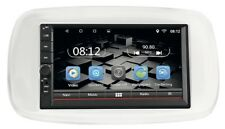 "CUSTOM FIT 7"" 2DIN PHONOCAR VM122 ANDROID NAVIGATORE EUROPA SMART FORTWO FORFOUR"