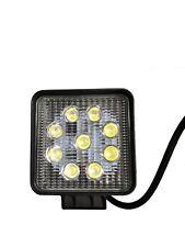 Forklift headlight LED 10-80volts