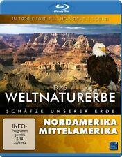 Das Weltnaturerbe - Schätze unserer Erde - Nordamerika & Mittelamerika ( BLU-RAY