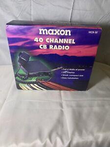 Maxon 40 Channel CB Radio