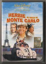 WALT DISNEY DVD - HERBIE AL RALLY DI MONTECARLO - BUENA VISTA - Z3 DV 5188