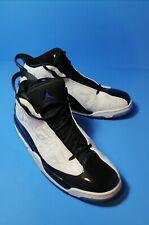 Air Jordan Mens Dub Zero Basketball Shoes 311046-106 SIZE 10.5
