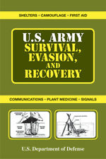 Book Us Army Survival, Evasion, Navigation & Recovery Bk157