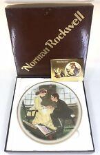 Nib Norman Rockwell The Secret 1st Edition1979 Huckleberry Finn Series Vintage