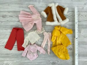 Vintage Fisher-Price My Friend Mandy/Jenny Doll Clothes Outfits Lot /c