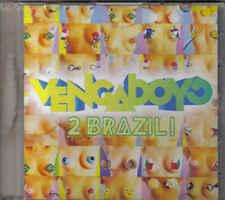 Vengaboys-To Brazil Promo cd maxi single 8 tracks