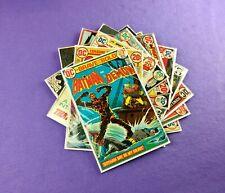 DC Bronze Age Lot: 11-Bk- Brave and The Bold, Secret Origins, Supergirl, more!