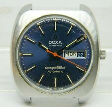 Vintage DOXA by Synchron Conquistador Automatic Mens Watch cal. ETA 2789