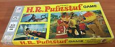 Vintage 1971 Board Game - H.R. Pufnstuf  Game - 100% complete