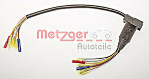 METZGER Cable Repair Kit Trunk Lid For BMW E60 01-10