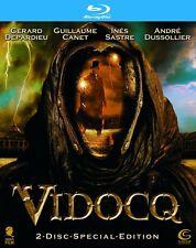 Vidocq (2-Disc Special Edition)[Blu-ray](NEU/OVP) Gerard Depardieu, Ines Sastre,
