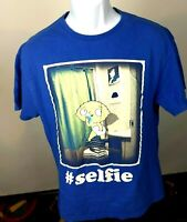 Family Guy Stewie Selfie T-Shirt LG   #350