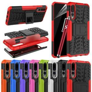For Huawei P20 Pro Phone Case Shockproof Hybrid Rugged Armor Protective Cover