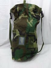 US ARMY WOODLAND PROTECTIVE ENSEMBLE CARRYING BAG 8465-01-218-6259 Military A5